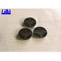 Wholesale Standard CR2032 240mAh Lithium Button Batteries For Watch Electric Toys from china suppliers