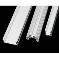 Wholesale 6063 - T5 Construction Aluminum Profile Extrusion Channel With PVDF / Powder Coating from china suppliers