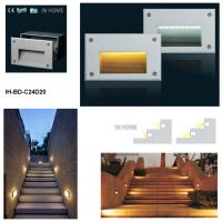Buy cheap Step Light and Stair Light Outdoor Waterproof Recessed LED Panel Wall Lights from Wholesalers