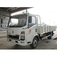Wholesale Sinotruk Howo Light Dump Truck Drive Wheel Red Color Cummins Engine from china suppliers