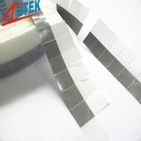 Wholesale Gray -25℃ - 125℃ Thermal Interface Material Phase Change for High Power LED Lights from china suppliers