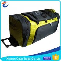 Durable 2 Wheels Travel Trolley Bags / Sky Travel Bags Customized Design