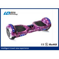 Self Balancing 8 Inch Hoverboard Max Speed 12 Km/Hour , Intelligent Operating System