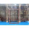 Afghan Afghanistan PORTORO GOLD Black Gold Marble Tile Slab Countertop for sale