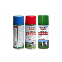 Wholesale Cows Horse 400ml Tinplate Animal Marking Spray Paint from china suppliers
