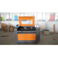 Wholesale Co2 Laser Wood Engraving Machine Size 500 * 700mm , Rubber Stamp Engraving Machine from china suppliers