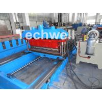 Wholesale High Speed Metal Tile Cold Roll Forming Machine With Servo Flying Cutting Type from china suppliers