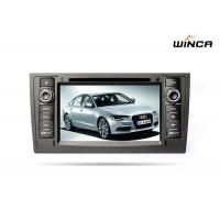 Buy cheap AUDI A6 1997-2004 android 7.1 car dvd player Touch Screen Navigation from wholesalers