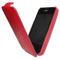 Wholesale 100% High Quality Snake Leather Case for iPhone 4 from china suppliers