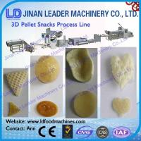 Wholesale High efficiency 2d 3d snacks pellets food machine commercial from china suppliers