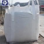China Flat Bottom Spout Top Sand Big Bag / Fibc Jumbo Bags Eco - Friendly for sale