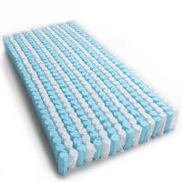 Wholesale Customized Zig Zag Couch Springs , 5 - Zone Pocket Sofa Coil Springs from china suppliers