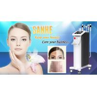 China 0.5-3mm adjustable facial fractional micro-needle RF with invasive and non-invasive needle on sale