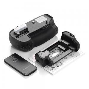 China Black Battery Grip for Nikon D40 D40X D60 D3000 D5000 EN-EL9 SLR Camera on sale