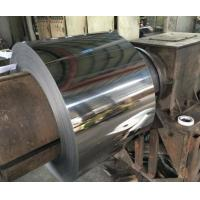 China Smooth Compact Surface Stainless Steel Coil Stock , Galvanized Sheet Metal Coils on sale