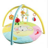 Wholesale Personalized Rabbit Bunny Baby Activity Play Gym with Soft Material from china suppliers