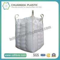 Buy cheap Customized PP Woven FIBC Jumbo Big Bulk Cubic Bag with Baffle Inside from wholesalers