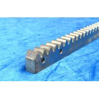 Quality galvanized steel gear rack and pinion , 30mm high truss rail ventilation rack for sale