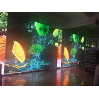 AC Thin HD LED Display Short View Distance Rich Colors For Exhibition Halls for sale
