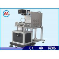 Wholesale Air Cooling Small CO2 Laser Marking Machine For Marking Metals 220V 50Hz from china suppliers