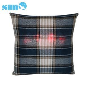 China Blood Circulation Cordless Massage Pillow with 4 shiatsu massage nodes For Office Chair Massage on sale