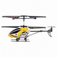 Wholesale 3.5-channel Infrared Ray Alloy RC Helicopter with Gyrocopter and 15m Flight Altitude from china suppliers
