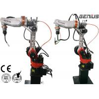 Automobile Frame Inverter Welding Machine Double Station 1400mm Working Reach for sale