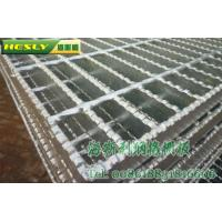 Wholesale Steel Bar Floor Grating, serrated grating, flat bar grating, I bar grating from china suppliers