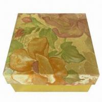 Wholesale Gift Box, Made of Art Paper and Cardboard, Available in Various Sizes from china suppliers