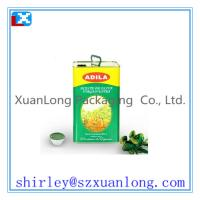 Wholesale Rectangular Oil Tin Box/Oil Tin Can from china suppliers