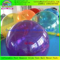China Hot Sale Water Walking Ball Inflatable Walking Balls Walker Walk On Water Plastic Orbs on sale