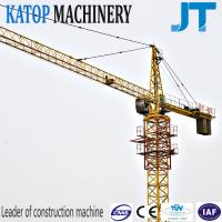 Wholesale Low price tower crane TC5010 1t~4t load for building from china suppliers