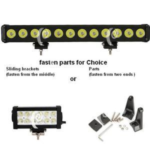 Wholesale 37 Inch Spot Beam Cree LED Light Bars 240 Watt , Cree Chip Waterproof from china suppliers