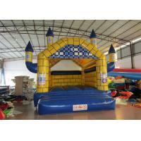 Wholesale Amusement Park Custom Made Inflatables 5 X 6m Safe Nontoxic 0.55mm Pvc Tarpaulin from china suppliers