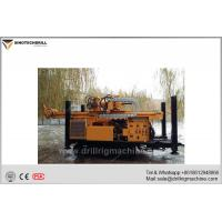 Wholesale Crawler Mounted and Full Hydraulic Water Well Drilling Rig for More Complex Formation from china suppliers