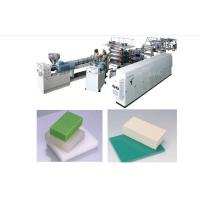 Wholesale 1.5-25mm Thickness Foam Sheet Cutting Machine / Recycled WPC Foam Board Machine from china suppliers