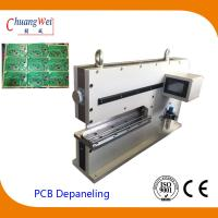 Wholesale MCPCB PCB Separator Machine PCB Depaneling with Two Linear Blades from china suppliers