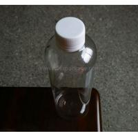 Quality PET 1000ml empty mineral water bottles with screw caps for drinking supply for sale
