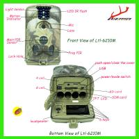 Wholesale New Mobile Scouting Hunting Camera Ltl-6210M Series MMS GSM Camera with 32GB SD Card mini hunting camera from china suppliers
