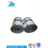 China Compound Metalized Laminated Packaging Film For Making Milk And Ice Bag for sale