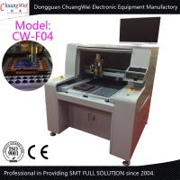 Buy cheap High Performance PCB Router Machine Automatic Detection Tool Life from Wholesalers