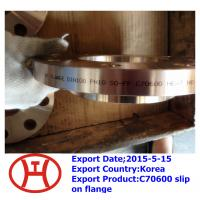 Wholesale C70600 slip on flange from china suppliers