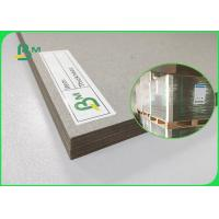 China AAA / AA Plain Grey Board Waste Paper As Material To Packing 600 * 600MM for sale