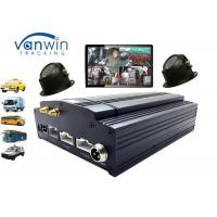 Buy cheap Military Use High End 8CH HDD Vehicle Mobile Car Video Recorder 4G Wi-Fi GPS DVR from wholesalers