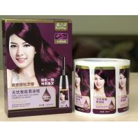 Wholesale Packaging Adhesive Metallic Product Labels For Shampoo Bottle Label Printing from china suppliers
