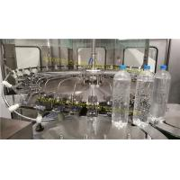 Wholesale Automatic Soda Bottle Filling Machine , Energy Drink Manufacturing Equipment from china suppliers