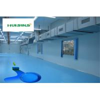 Wholesale High Build Industrial Floor Paint , Warehouse Epoxy Floor Coating from china suppliers