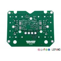 Wholesale TG180 Single Sided PCB Power Supply Circuit Board With Green Solder Mask from china suppliers