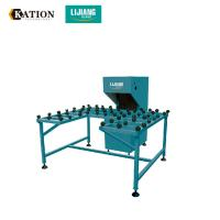Wholesale Manual Small Glass Edging Machine 2000*1200*820 Mm Dimension With Wheels from china suppliers
