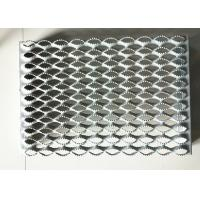 10 Crocodiles Punch Walkway Grating, Grip Strut Steel Safety Grating For Catwalk for sale